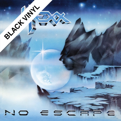 HEXX - No Escape | 180g Black Vinyl