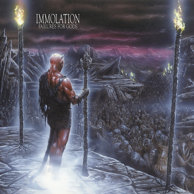 Immolation - Failures For Gods | CD