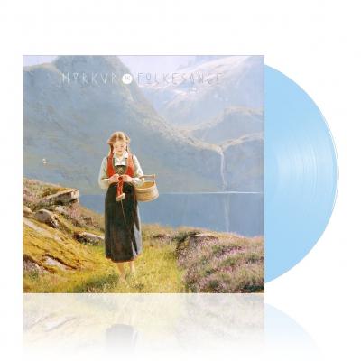 Myrkur - Folkesange | Baby Blue Vinyl