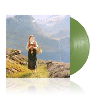 Myrkur - Folkesange | Olive Green Vinyl