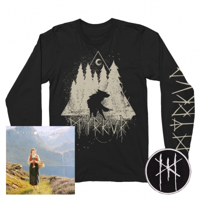 shop - Folkesange | CD+Patch+Longsleeve Bundle
