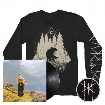 myrkur - Folkesange | LP+Patch+Litho+Longsleeve Bundle