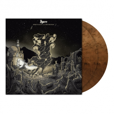 shop - Spirituality and Distortion | 2xBrown/Black Vinyl