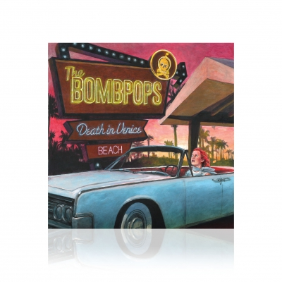 The Bombpops - Death in Venice Beach | CD