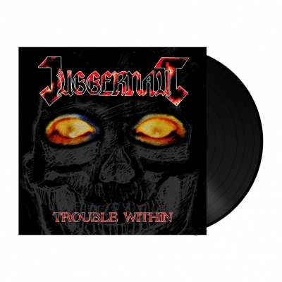 Juggernaut - Trouble Within | 180g Black Vinyl
