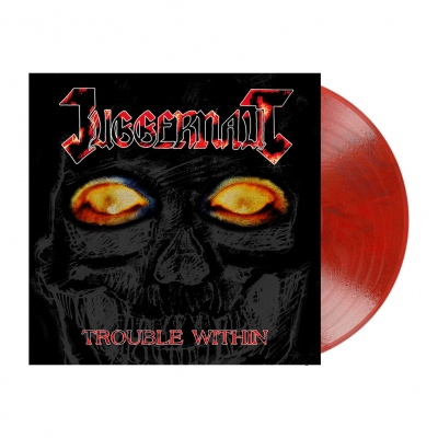 Trouble Within | Red/Black Marbled Vinyl