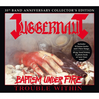 Juggernaut - Baptism Under Fire/Trouble Within | DCD