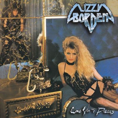 Lizzy Borden - Love You To Pieces | CD
