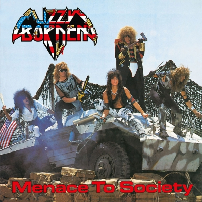 Lizzy Borden - Menace To Society | CD