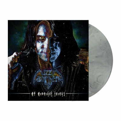 Lizzy Borden - My Midnight Things | Opaque Cool Gray Marbled Viny