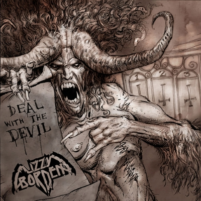 Lizzy Borden - Deal With The Devil | CD