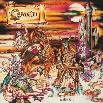 Omen - Battle Cry | DIGI-CD