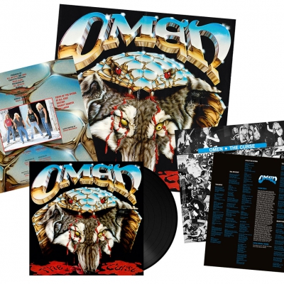 Omen - The Curse | 180g Black Vinyl