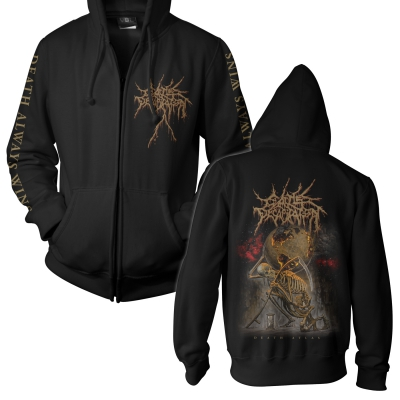 Cattle Decapitation - Death Atlas | Zip-Hood