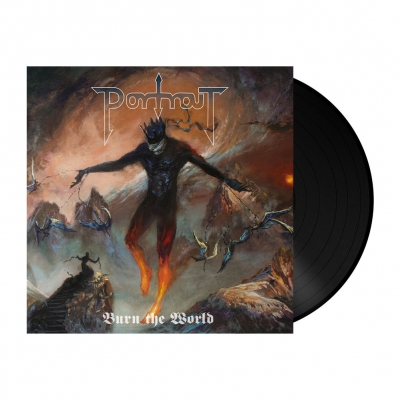 Portrait - Burn The World | 180g Black Vinyl