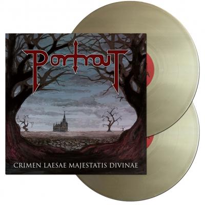 Crimen Laesae Majestatics Divinae | 2xGolden Vinyl