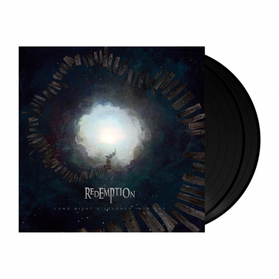 Redemption - Long Night's Journey Into Day | 2x180g Black Vinyl