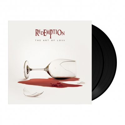 Redemption - The Art Of Loss | 2x180g Black Vinyl