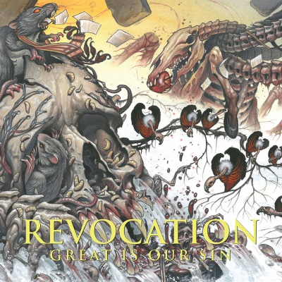 Revocation - Great Is Our Sin | CD