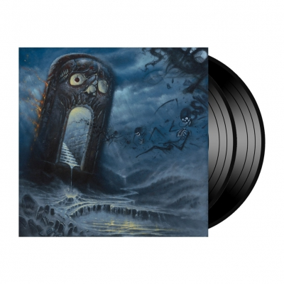 shop - Deathless | 2x180g Black Vinyl
