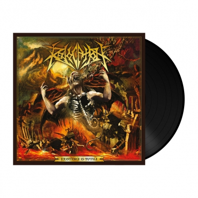 Revocation - Existence Is Futile | 180g Black Vinyl