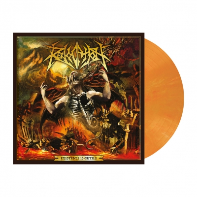 Revocation - Existence Is Futile | Pastel Orange
