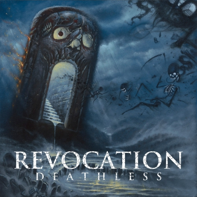 Revocation - Deathless | CD