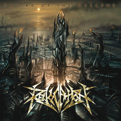 Revocation - Empire Of The Obscene | DIGI-CD