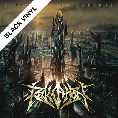 Revocation - Empire Of The Obscene | 2x180g Black Vinyl