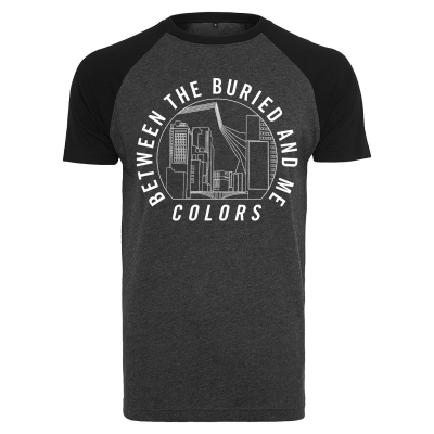 Between The Buried And Me - Colors | Raglan T-Shirt