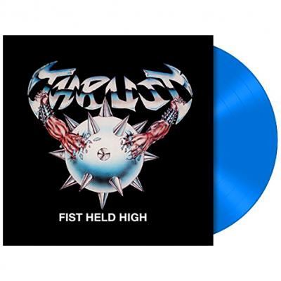 shop - Fist Held High | Blue Vinyl