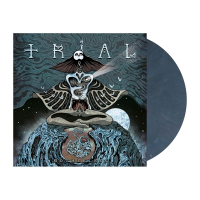 Trial (Swe) - Motherless | Dark Slate Grey Marbled Vinyl