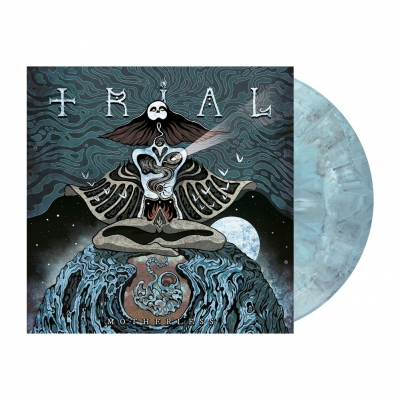 Trial (Swe) - Motherless | Steel Blue Marbled Vinyl