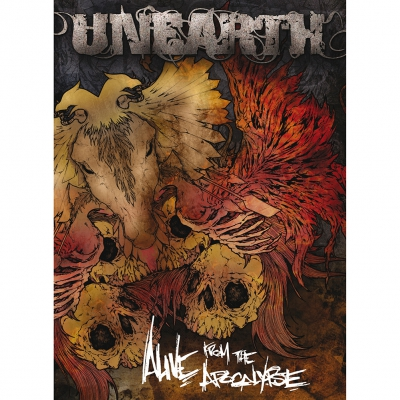 Unearth - Alive From The Apocalypse | DVDs