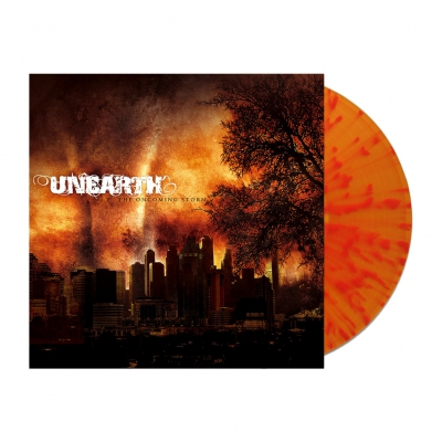 Unearth - The Oncoming Storm | Flame Splatter Vinyl