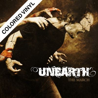 Unearth - The March | Marbled Vinyl