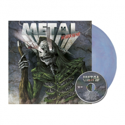Metal Massacre 14 | Violet Vinyl
