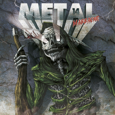 Metal Blade - Metal Massacre 14 | CD