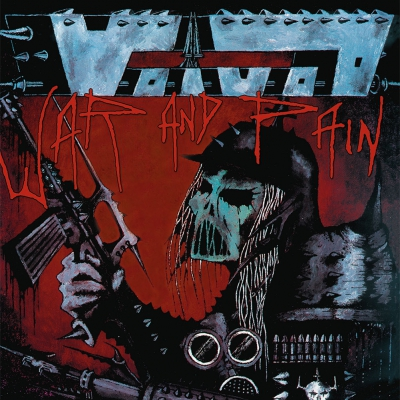 Voivod - War And Pain | DIGI-CD