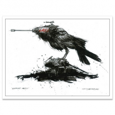 shop - Nevermore M48A2C | Poster