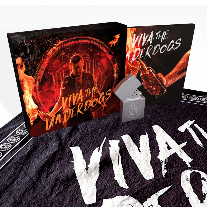Parkway Drive - Viva The Underdogs | Deluxe CD Boxset