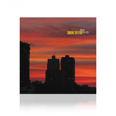 Smoke Or Fire - Above The City | CD