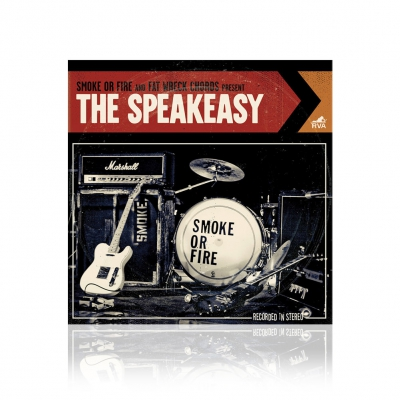 The Speakeasy | CD
