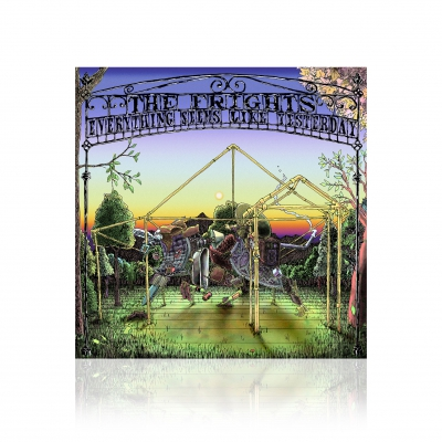 The Frights - Everything Seems Like Yesterday | CD