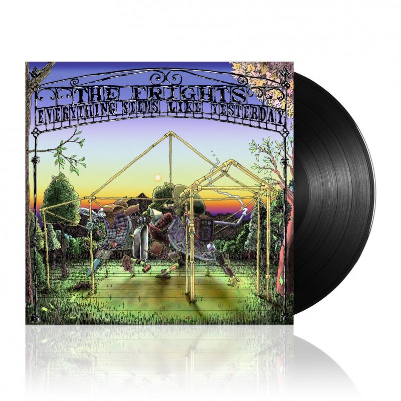 The Frights - Everything Seems Like Yesterday | Black Vinyl