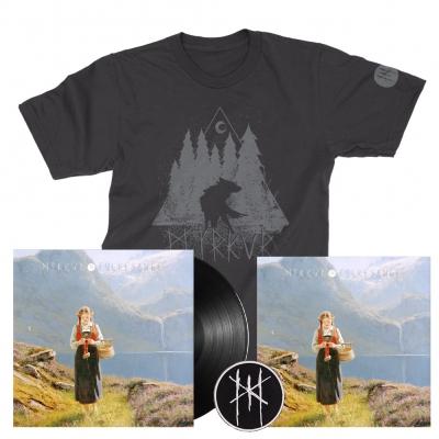 myrkur - Folkesange | LP+Patch+Litho+Wolf T-Shirt Bundle