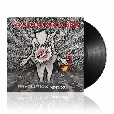 shop - Revolution Spring | Black Vinyl