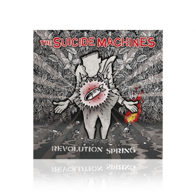 The Suicide Machines - Revolution Spring | CD