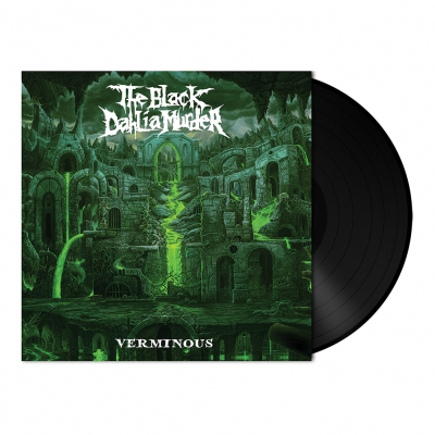 The Black Dahlia Murder - Verminous | 180g Black Vinyl