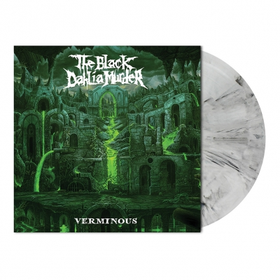 The Black Dahlia Murder - Verminous | Grey/Black Vinyl